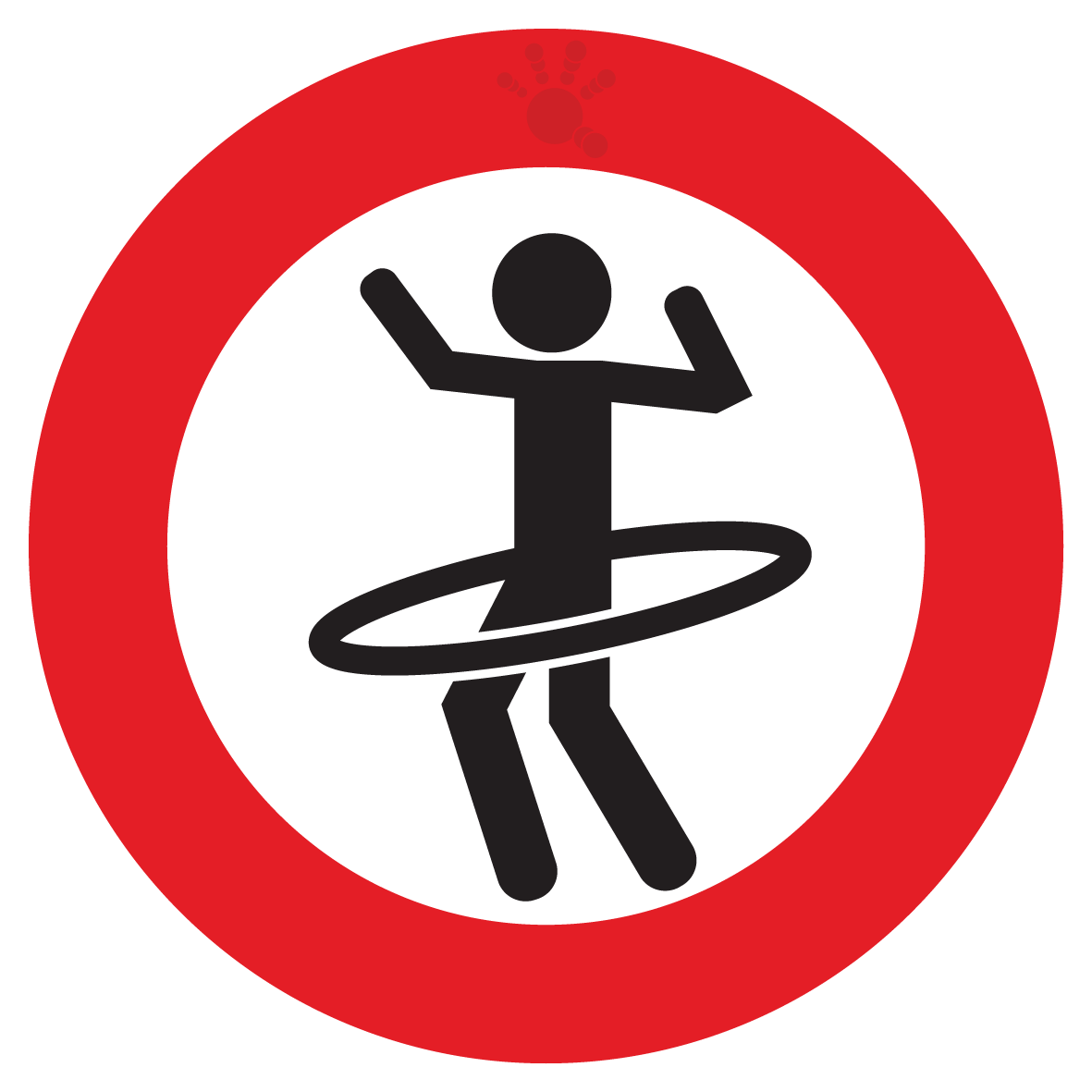 No hullahooping allowed